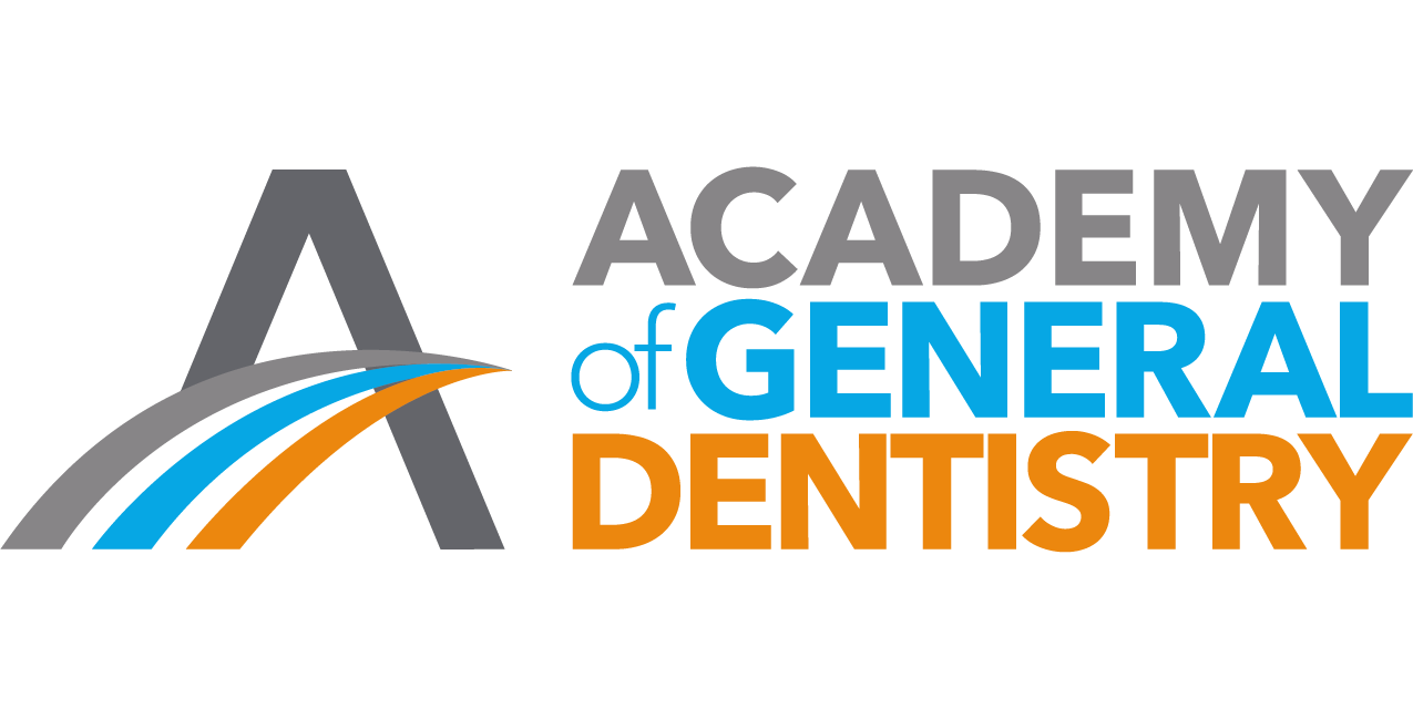 logo for academy of general dentistry